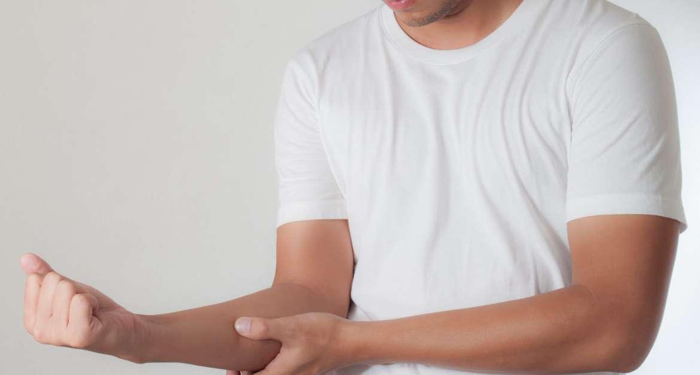 Dirsekte Kübital Sendromu